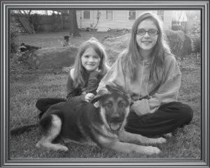 Juno and the Girls Ridgewood puppies